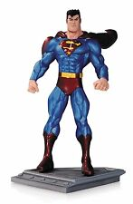 DC COLLECTIBLES SUPERMAN THE MAN OF STEEL STATUE FIGURINE ED MCGUINNESS