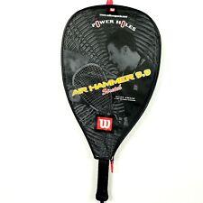 """Wilson Air Hammer 9.9 Racquetball Racquet 22"""" With Case"""