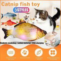 Simulation électrique poisson drôle chat jouets jouets pour enfants  PIC