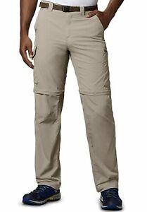 Columbia Silver Ridge Convertible Pants Men's Size 44x34 1231