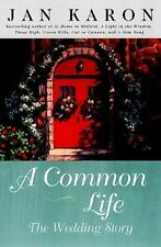 A Common Life: The Wedding Story (The Mitford Years, Book 6)-ExLibrary