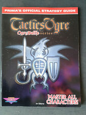 Strategy guide  TACTICS OGRE