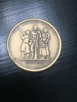 """State of Georgia Bicentennial Medal """"200 Years of Days to Remember"""" 1776-1976"""