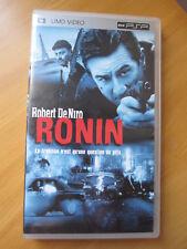 PSP UMD Video - RONIN - français et anglais - ok film policier DeNiro