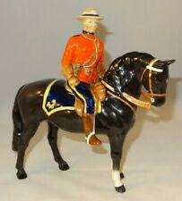 Vintage Beswick Mountie Royal Canadian Mounted Police Excellent