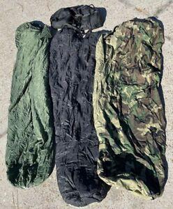 USGI MSS Sleeping Bag System 4pc Patrol, Modular, BIVY, Compression Great Shape!