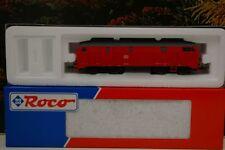 Roco H0 69490 Diesellok BR 215 129-8 der DB-AG Digital für AC Märklin  OVP  C17