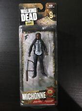 McFarlane AMC TV The Walking Dead TV Series 9 MICHONNE - IN HAND - Free Shipping