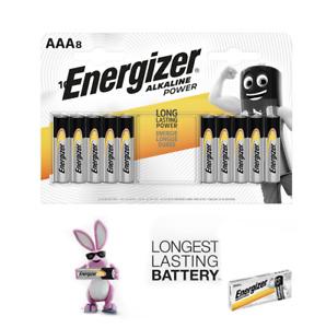 10 X ENERGIZER AAA ULTIMATE ALKALINE BATTERIES 1.5v LR03 L92 (10 PACK)