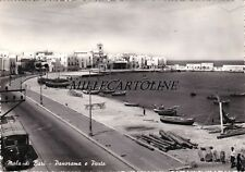 MOLA DI BARI: Panorama e Porto   1952