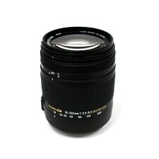 FOR CANON | Sigma DC 18-250mm f/3.5-6.3 OS HSM Macro Zoom Lens | EXCELLENT+