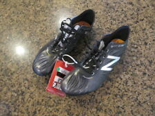 New Balance Men's 12 Sd200V1 Track Spike Shoe Black Silver Msd200Bs Nwt New