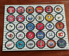 NHL Hockey * Pogs * Puck Cap Collection * Campbells Chunky Soup * Set of 30