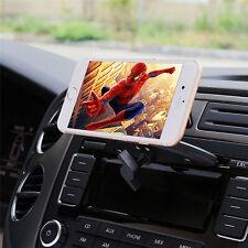 360° universal KFZ CD Schlitz Halterung Magnet Halter Handy Navi PKW Auto