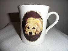 The Pollyanna Pickering Collection Golden Retriever Coffee Mug Cup