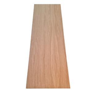 Oak Veneered Staircase Riser Straight Untreated 900mm x 240mm x 6mm