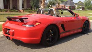 Porsche Cayman/Boxster R Style Wing