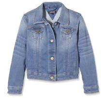 1e0a0fc6 Brand New Tommy Hilfiger Girls Vivianne Denim Jean Jacket -Age 4 Length 109  cm