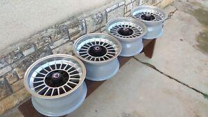 OZ Wheels Rims BMW E9 CSI E3 E24 E28 Alpina Style 7Jx14