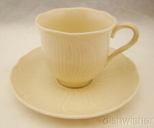 Mikasa Spring Designed by Larry Laslo IVORY FT950 Cup & Saucer Set(s) EXCELLENT