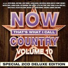 Various Artists - NOW That's What I Call Country, Vol. 10 [New CD] Deluxe Editio