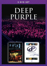 Deep Purple: Perfect Strangers Live/Live at Montreux 2006 DVD (2018) Deep