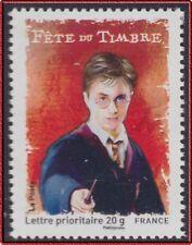 2007 FRANCE N°4024**  Harry Potter (Fête du timbre 2007) TB,  France MNH