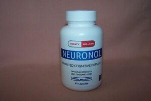 Neuronol Advanced Cognitive Formula by Dignity Bio Labs Maximum Strength 60 Caps
