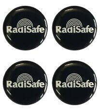 4x EMF Protection Quantum Scalar Anti Radiation  Phone Mobile Sticker RADI SAFE