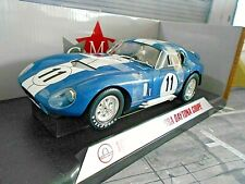 SHELBY Cobra Daytona Ford Coupe #11 Sears Thompson 1965 Le Mans CMR 1:18