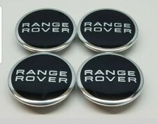 63mm RANGE ROVER WHEEL CENTRE CAPS EVOQUE SPORT VELAR VOGUE