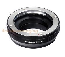 Rollei QBM lens to Samsung NX1 NX500 NX3000 NX300M NX300 NX33000 camera adapter