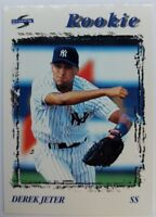 1996 96 Score Derek Jeter Rookie RC #240, New York Yankees HOF