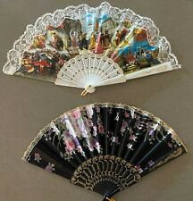 Folding Fans wall decorative Hand Held purse Japanese Style Wedding Party