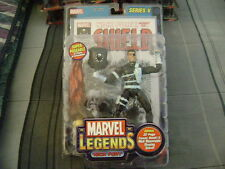 MARVEL LEGENDS NICK FURY ACTION FIGURE - SERIES 5 - ATTN TOY COLLECTORS !