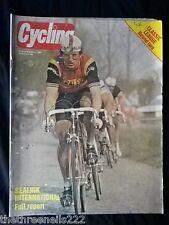 CYCLING - SEALINK INTERNATIONAL - MAY 1 1982