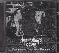 UNCREATION'S DAWN - deathmarch over god's kingdom CD