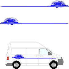 654 - Camper Van Graphics, Motor Home Vinyl Graphics Kit, Decals / Stickers.