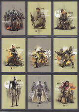 Topps Star Wars - Rogue One Series 2 - Prime Forces Set (10)