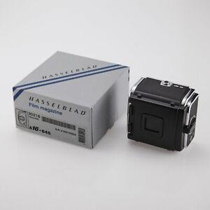 Hasebald A16 Film Back Magazine Holder 120 Matching Insert Latest Model EX+++