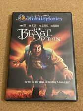Mgm Midnite Movies: The Beast Within (Dvd, 2001) Usa R1 1981 Sci-fi Horror