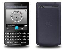 New Blackberry Porsche Design P'9983 International Warranty Graphite