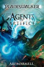 Agents of Artifice: A Planeswalker Novel (Planeswalkers)  (ExLib)