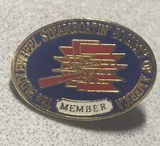 PADDLE WHEEL STEAMBOATIN SOCIETY OF AMERICA Lapel Member Pin