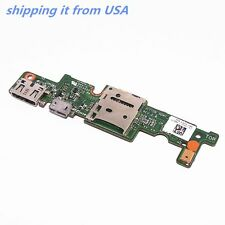 Micro USB AND HDMI Charge port Interface Board FOR DELL Venue 11 Pro 7130 7139