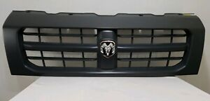 2014 2015 2016 2017 2018 DODGE RAM 1500 2500 3500 FRONT UPPER GRILL OEM USED#D
