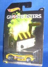 Mattel Hot Wheels Ghostbusters Auto Série 1-8 complet