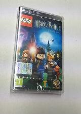 LEGO HARRY POTTER ANNI 1.4  PSP PAL NUOVO SIGILLATO