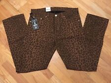 Carhartt x Neighborhood WIP Jeans Leopard hoodie shirt jacket straight 32 34 36