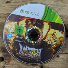Street Fighter 4 Ultra (XBOX 360) CAPCOM Gaming *DISC ONLY* Free Post